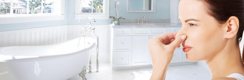 ¿Malos olores en su baño?